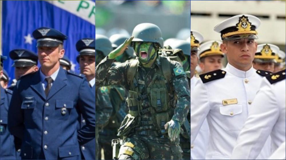 Ministério da Defesa diz que, Forças Armadas atuam para manter a paz e a estabilidade no país