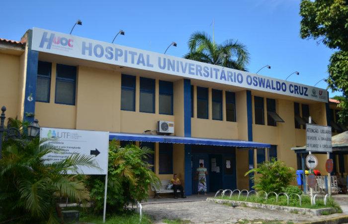 UPE divulga resultado da 3ª convocação da seleção simplificada para o Complexo Hospitalar da instituição