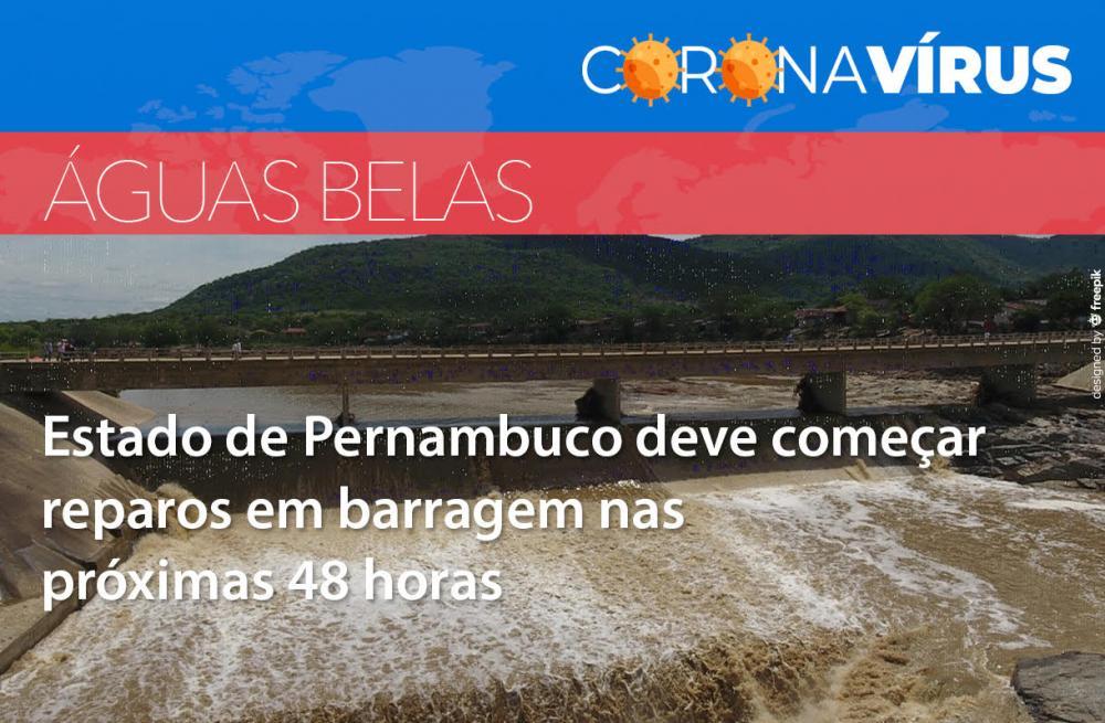 Barragem de Ipanema: ação do MPPE e MPF garante início das obras de reparo em até 48 horas