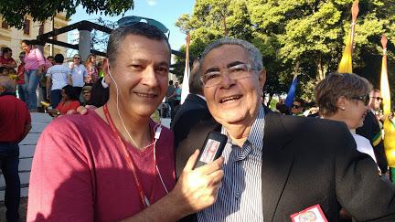 Garanhuns perde a simpatia, a inteligência e o talento do radialista, professor e ex-vereador Antônio Edson