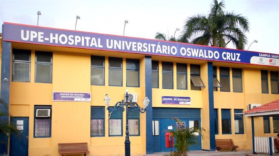 UPE divulga 4ª convocação da seleção simplificada para o Complexo Hospitalar da instituição