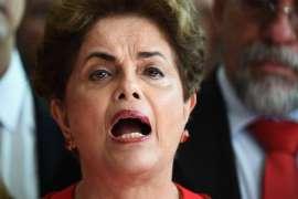 Dilma declara guerra do PT a Temer e afirma: 'Nós voltaremos'