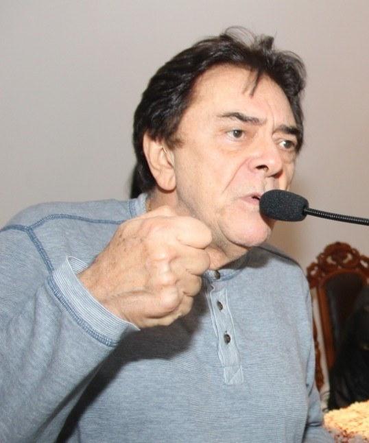 Givaldo manda recado nas entrelinhas em nova crônica distribuída à imprensa, nesta quarta-feira (13)