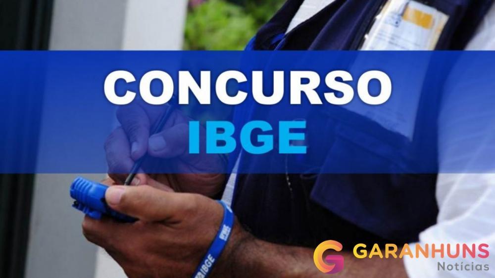 IBGE começa a restituir taxa de inscrição do processo seletivo para o Censo 2020