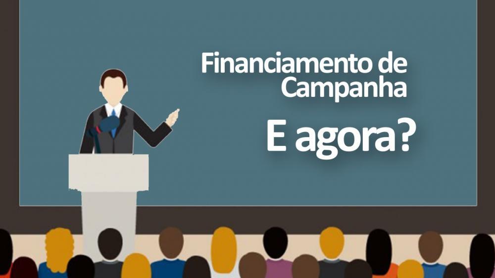 Considerações sobre financiamento de campanhas eleitorais