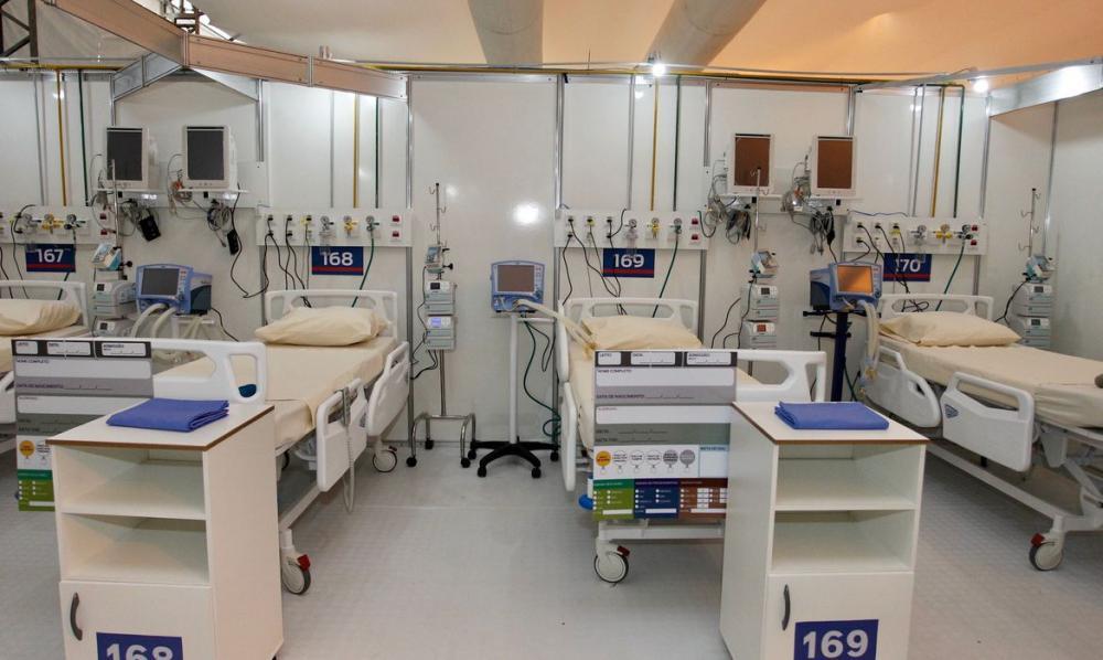 Ministério da Saúde divulga diretrizes para construção de hospitais de campanha