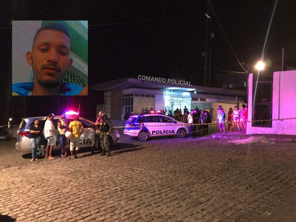Marcou encontro pelo whatsApp e foi assassinado: Jovem é morto em emboscado e mulher é presa suspeita de participação no crime
