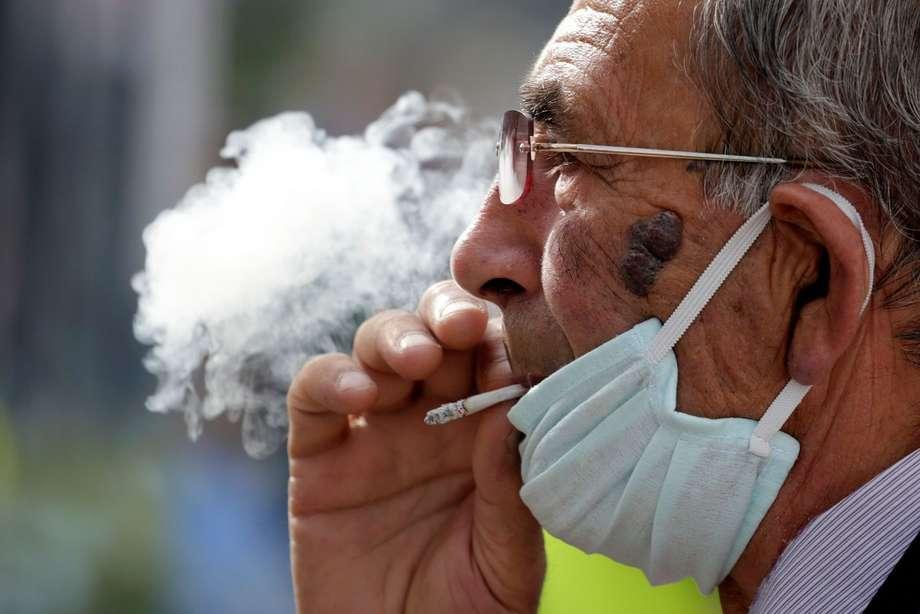 A relação entre à Covid-19 e o tabaco