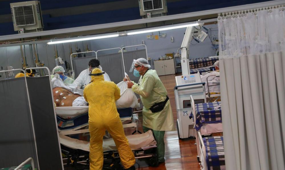 Covid-19: nas últimas 24h, Brasil registra mais de 30 mil novos casos