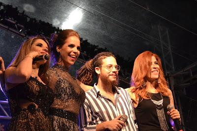 Confira uma das apresentações do grupo G4 na abertura do Natal Luz de Garanhuns.