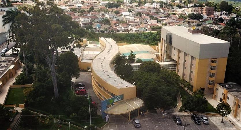 Hotéis do Sesc em Garanhuns e Triunfo retomam operação nesta segunda-feira (15/06)