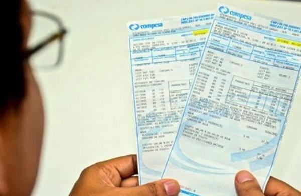 Compesa começa a receber pagamentos de contas mensais pelo cartão de crédito; clientes podem parcelar valor