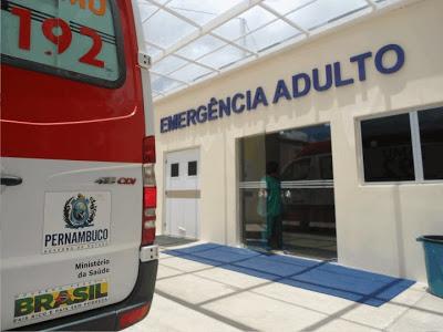 Pacientes denunciam falta de ambulância no Hospital Dom Moura, em Garanhuns