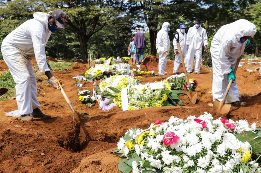 CIDADE EM ALERTA: Garanhuns registra mais duas mortes por Covid-19 pelo segundo dia consecutivo; a cidade também confirmou mais 18 novos casos nesta quarta-feira (08)