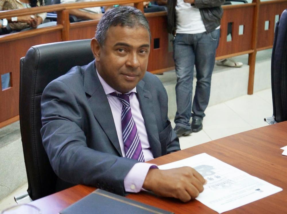 Vereador Gil PM assume presidência da Câmara dos Vereadores de Garanhuns