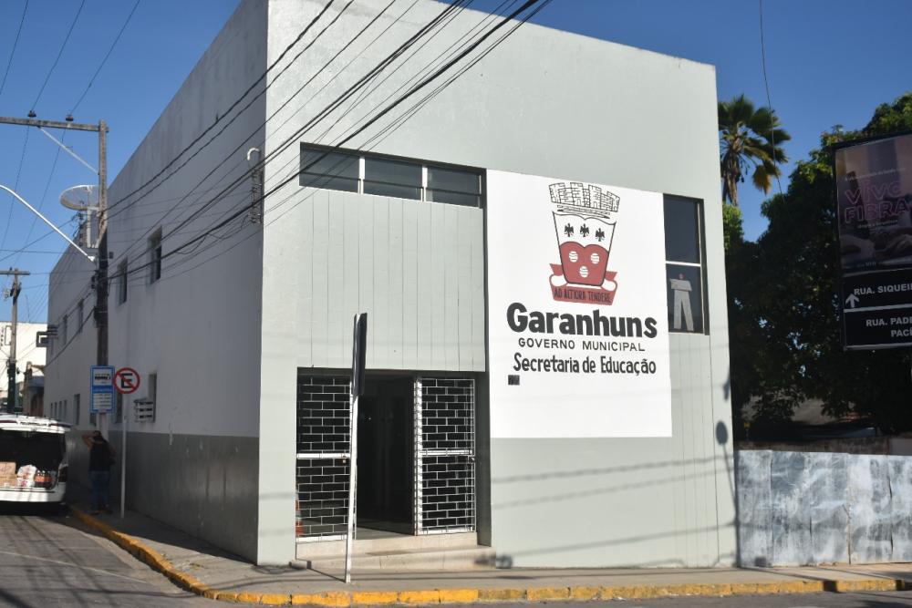 Secretaria de Educação de Garanhuns estabelece recesso escolar até 26 de julho