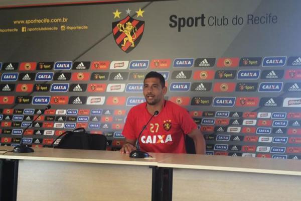 Para Diego Souza, convocação para seleção quebra preconceito contra clubes do NE