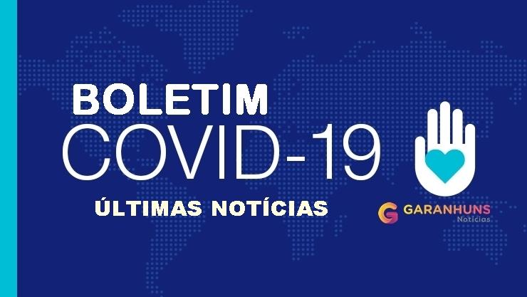 Pernambuco registra 546 novos casos e 45 óbitos por Covid-19 nas últimas 24h