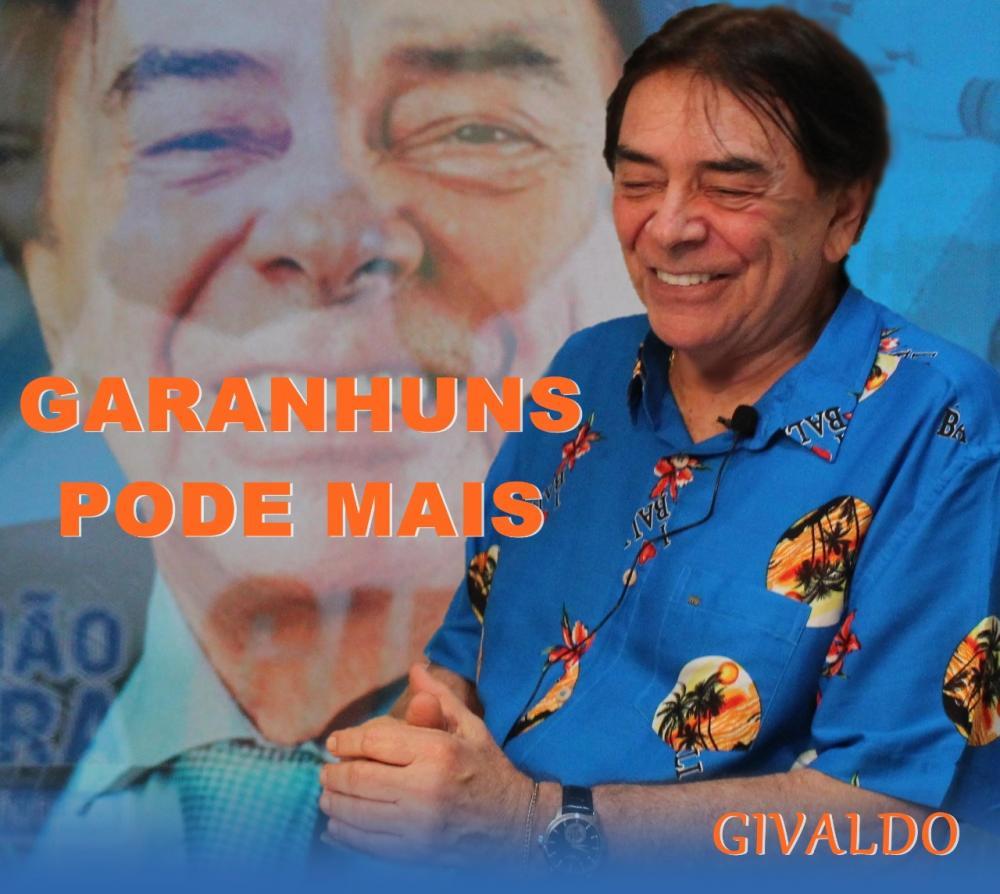Givaldo defende unidade das oposições em Garanhuns para derrotar grupo político que governa a cidade há mais de 20 anos