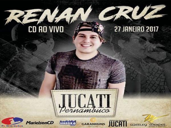RENAN CRUZ - FESTA DE SANTA TEREZINHA - JUCATI-PE - 27-01-2017
