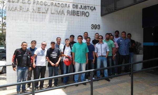 QUEREMOS TRABALHAR: Aprovados no concurso para a Guarda Civil Municipal querem trabalhar. Agora só depende do prefeito de Garanhuns, Izaías Regis.