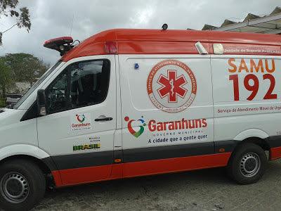 Com tempo de vida útil vencido, ambulâncias do Samu param para conserto e serviço é suspenso por tempo indeterminado em Garanhuns
