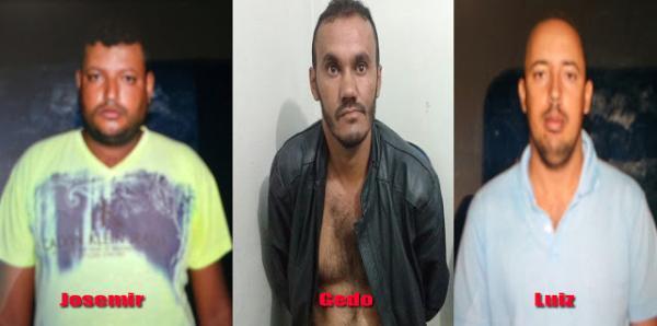 """Operação """"Armagedon"""" é realizada e cinco homicidas são presos em Saloá e Iati"""