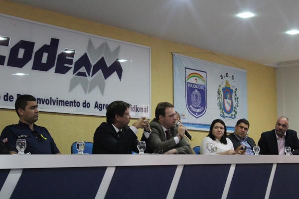 GOVERNO MUNICIPAL ESTEVE PRESENTE NA POSSE DE NOVO DELEGADO REGIONAL