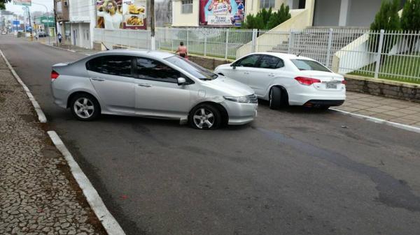EXCLUSIVO: ACIDENTE É REGISTRADO NA AVENIDA RUI BARBOSA EM HELIÓPOLIS, AGORA PELA MANHÃ