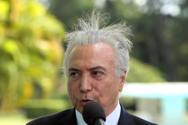 EXCLUSIVO: Presidente Michel Temer já está com carta de renúncia pronta, a qualquer momento Temer deve se pronunciar e anunciar a sua renuncia do cargo de Presidente da República