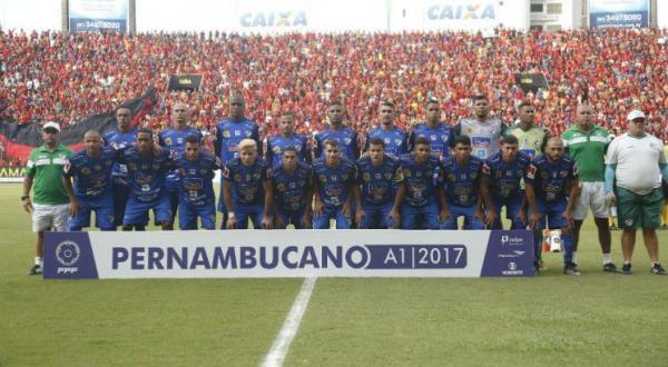 Time pode conquistar primeiro título pernambucano da história. Foto: Diego Nigro/JC Imagem