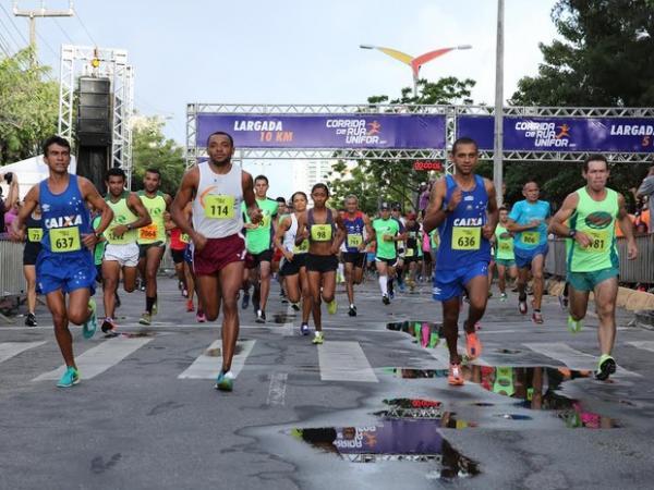 Atletas de Garanhuns dominam tradicional corrida de rua de Fortaleza