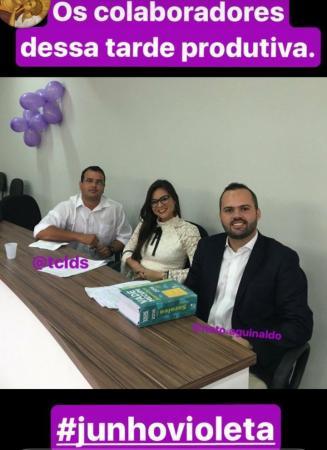 Junho Violeta: direitos das pessoas idosas é tema de palestras em Caetés