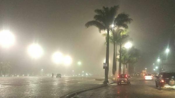 MUITA CHUVA E MUITO FRIO: Garanhuns registra queda na temperatura e já vive clima de Festival de Inverno