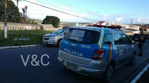 Urgente: Polícia mata suspeito após tentativa de assalto em Garanhuns