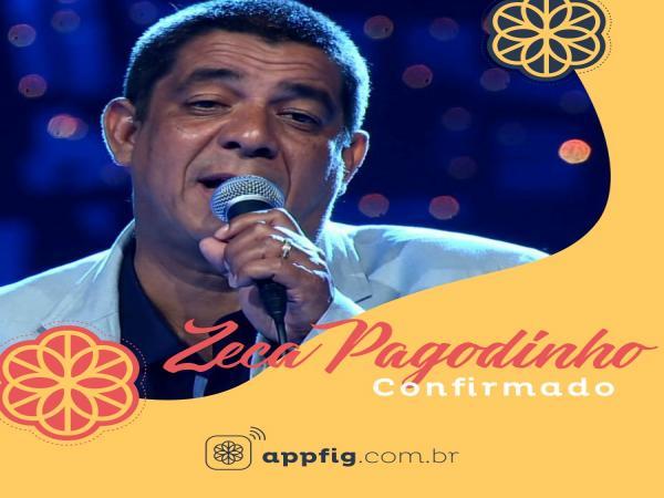 Zeca Pagodinho vem para o FIG 2017