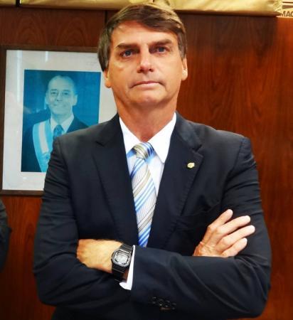 JAIR BOLSONARO ESTARÁ EM GARANHUNS