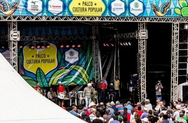 Cultura popular terá espaço no Palco Ariano Suassuna no FIG 2017