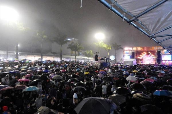 O 27º Festival de Inverno de Garanhuns encerra amanhã com o show de Fernanda Abreu no palco Mestre Dominguinhos