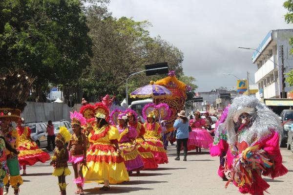 II Marcha de Todas as Flores marca último dia do 27º Festival de Inverno de Garanhuns