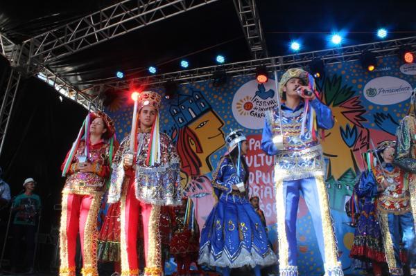 Palco da Cultura Popular se despede com grandes apresentações