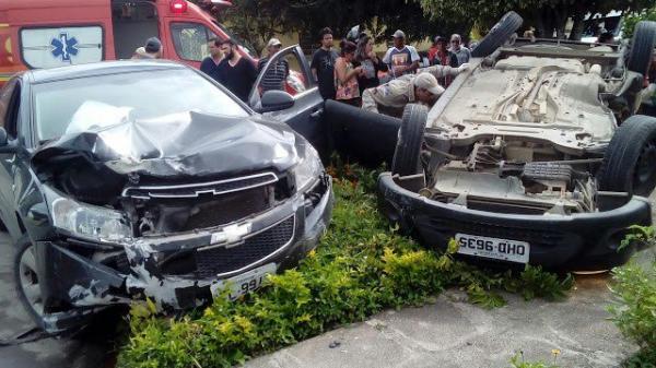 AMSTT sinalizará cruzamento onde ocorreu grave acidente nesta quinta, em Garanhuns