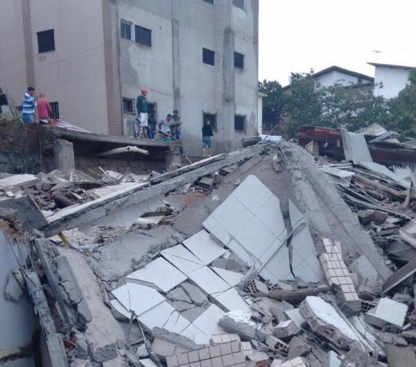 Engenheiro presta depoimento em Garanhuns e nega ser responsável por toda obra de prédio que desabou