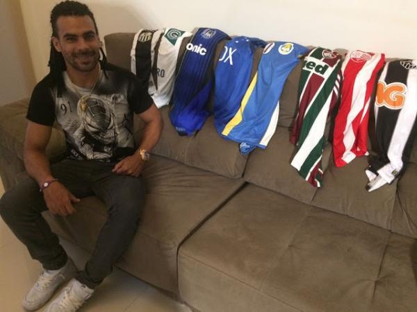 Atacante Araújo, ex-Goiás, Cruzeiro e Galo, jogará a segunda divisão de Pernambuco pelo Sete de Setembro, de Garanhuns