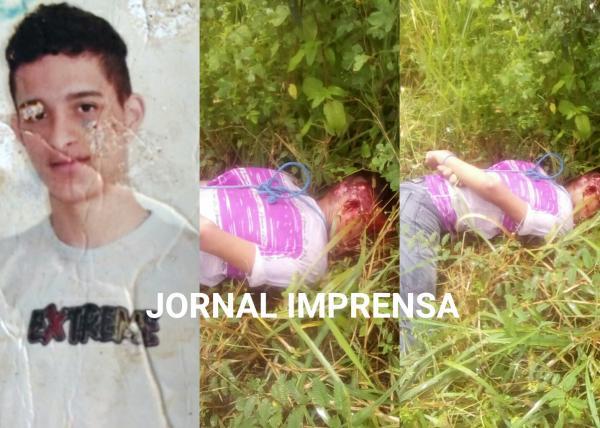 Corpo de jovem raptado em Garanhuns é encontrado horas depois próximo a Brejão
