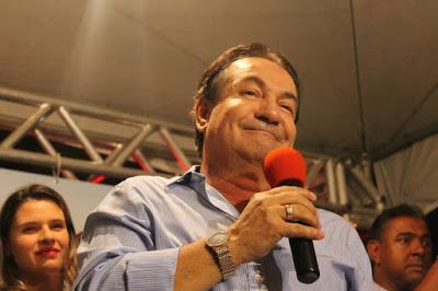 MINISTÉRIO PÚBLICO VOLTA A PEDIR IMPROBIDADE ADMINISTRATIVA DO PREFEITO IZAÍAS RÉGIS