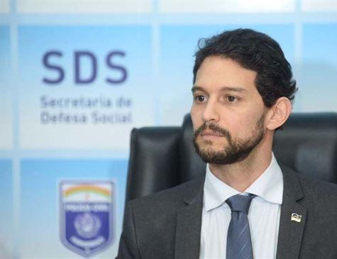 Secretário diz que 3 mil policiais vão reforçar a segurança de Pernambuco até 2018