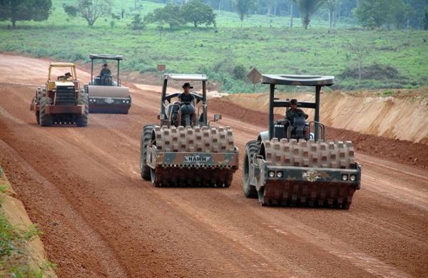 CORRUPÇÃO: Coronel do Exército e mais seis são condenados por desvio de dinheiro público em obra da BR-163