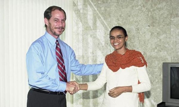 Ciro sinaliza possível aliança com Marina Silva, ''SERIA UMA POSSIBILIDADE GENEROSA''