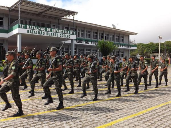 Exército Brasileiro divulga dois Processos Seletivos com vagas para Garanhuns